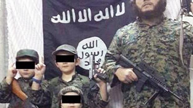 Australian terrorist Khaled Sharrouf