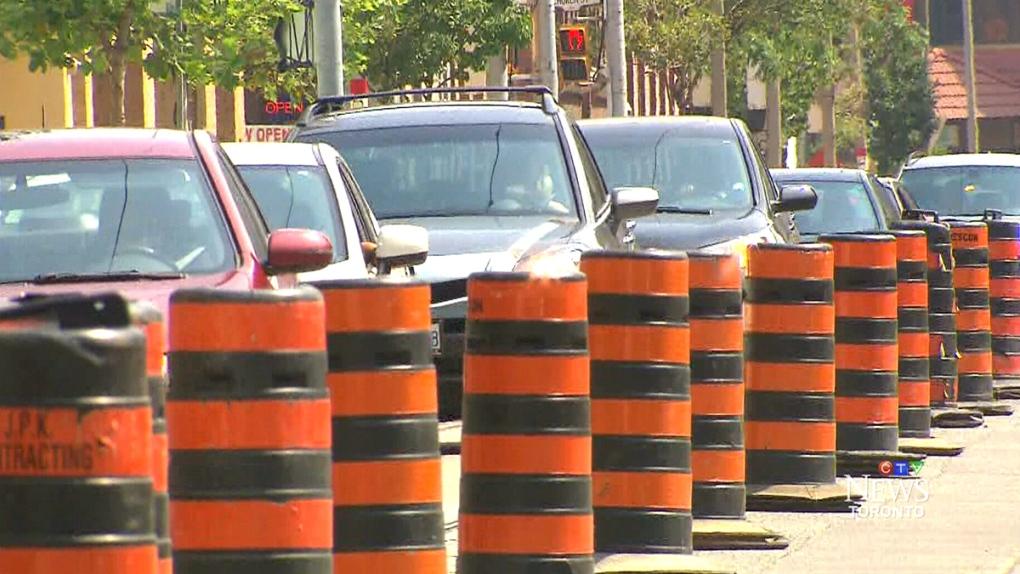 CTV Toronto: Construction project headaches