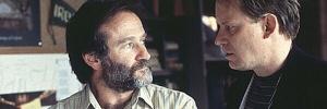 "Robin Williams in ""Good Will Hunting"""