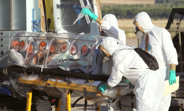 Spanish priest with Ebola dies