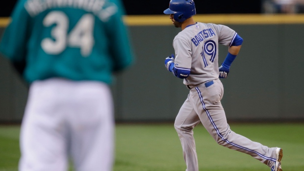 Blue Jays defeated by Mariners