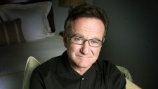 Robin Williams opens up about depression