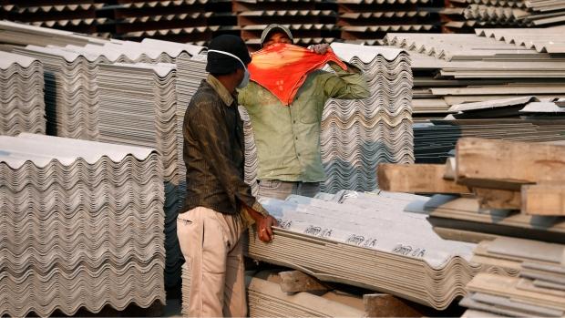 Asbestos in India