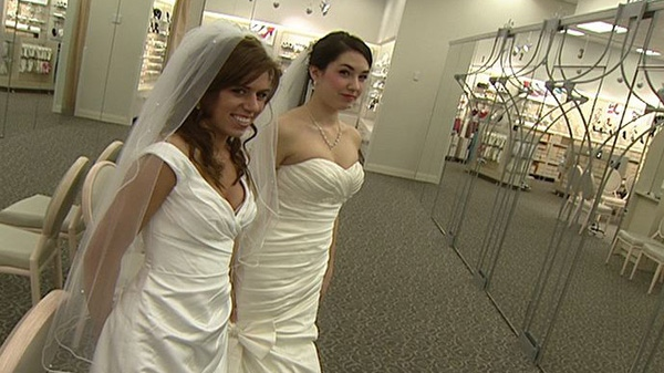Brides appreciate choice that comes with new outlet | CTV Ottawa News