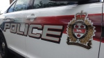 A Guelph police cruiser is seen in this undated file photo.