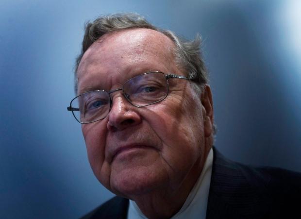 Purdy Crawford dies at 82