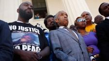 Civil rights leader Rev. Al Sharpton
