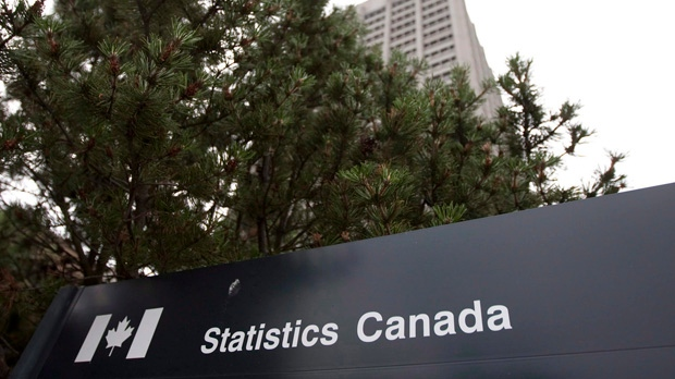 Signage marks the Statistics Canada offices in Ottawa on July 21, 2010. (The Canadian Press/Sean Kilpatrick)