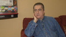 Comedian Mike MacDonald speaks about depression.