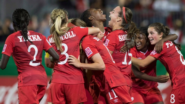 Canada beats North Korea at FIFA U-20