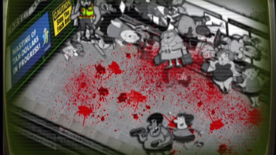 CTV Vancouver: Disturbing video game