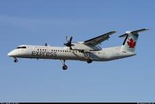 Jazz Air flight JZA8953