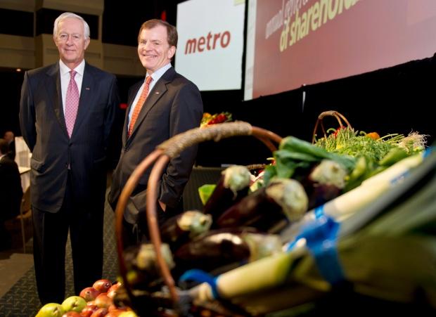 Metro CEO La Fleche
