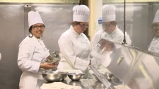 SAIT autism culinary project