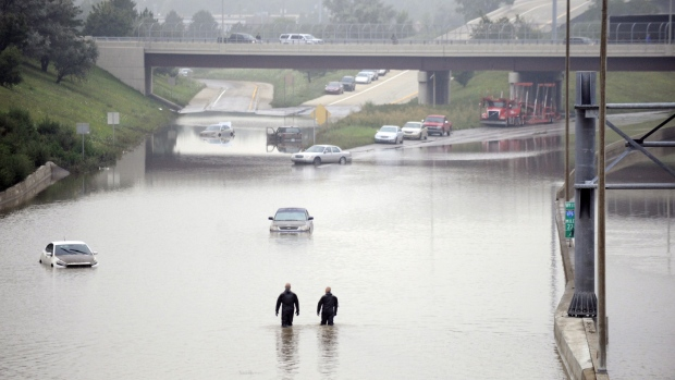 Flooding from Detroit to Long Island leaves 4 dead