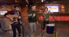Local band Behind Sapphire explains how it is raising money for the Children's Wish Foundation. Jan. 20, 2012. (CTV)