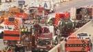 CTV Toronto: Accident on Highway 401