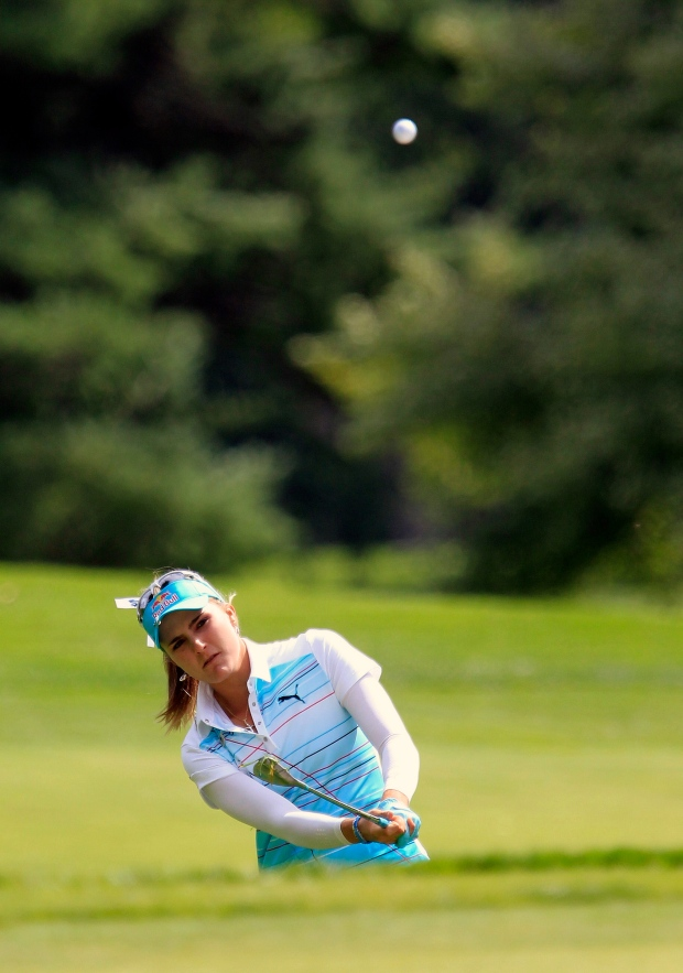 Lexi Thompson at LPGA