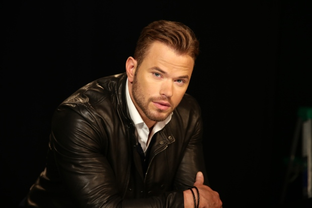 Actor Kellan Lutz