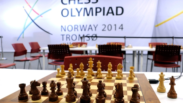 Chess Olympiad Norway 2014