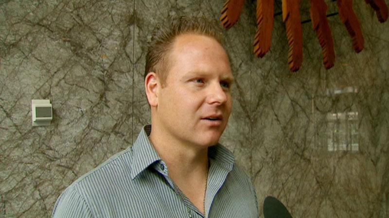 U.S. daredevil Nik Wallenda speaks to CTV.