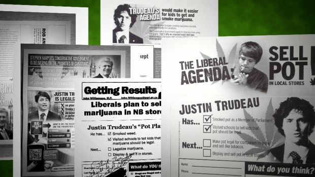 CTV National News: Partisan pot-shot