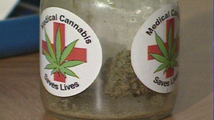 There are currently 631 people in Alberta who are licensed to buy medical marijuana.