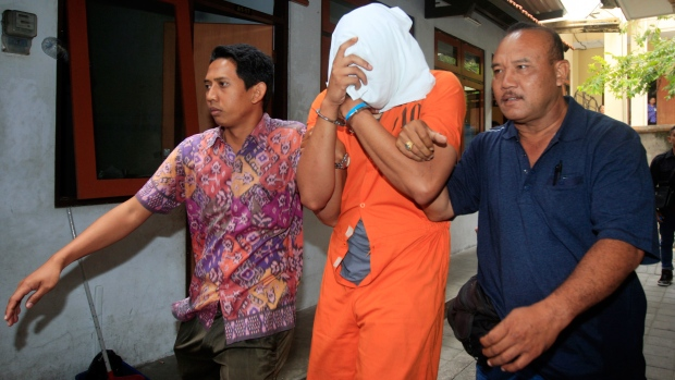 Tommy Schaefer accused of suitcase death in Bali