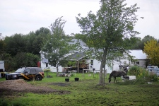 Amish girls abducted, take to farmhouse