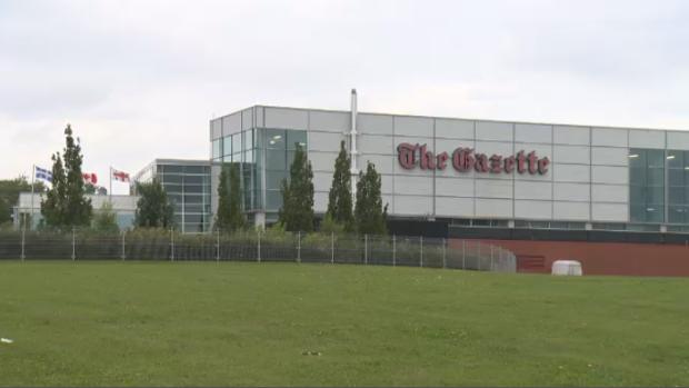 Plans to sell Gazette printing press