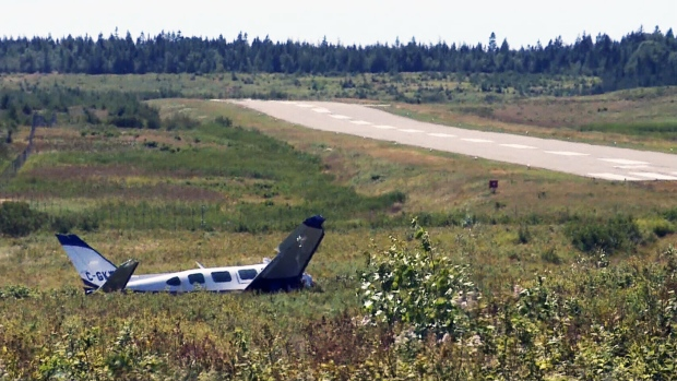 CTV National News: Medical plane crash