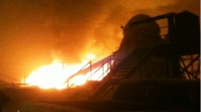 An explosion at a sawmill in Burns Lake, B.C. Friday night has left at least 29 people injured, some with severe burns, and three people unaccounted for, hospital and police officials say.