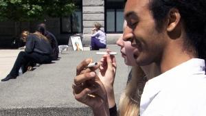 CTV National News: Is vapour safer?
