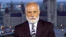 CMA President Dr. Louis Hugo Francescutti