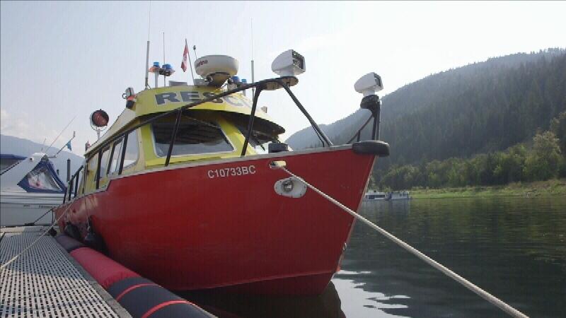 Shuswap boat