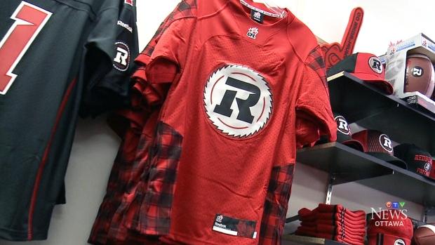 84b5dd55082 adidas ottawa redblacks home jersey  redblacks go plaid with new look ctv  ottawa news