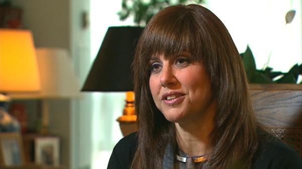 Recreational therapist Marla Kurtz appears on CTV News, Sunday, Jan. 22, 2012.
