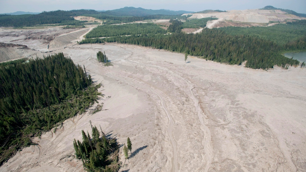 B.C. probe of tailings pond breach