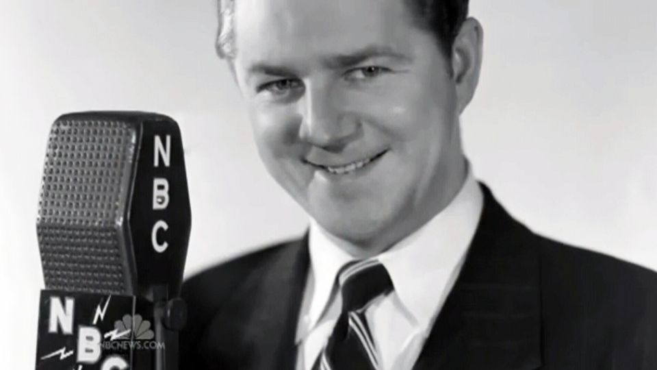 Long-time 'Saturday Night Live' announcer Don Pardo is seen in this undated image.