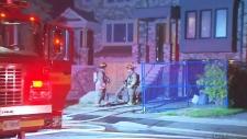 Extended:  Etobicoke house fire