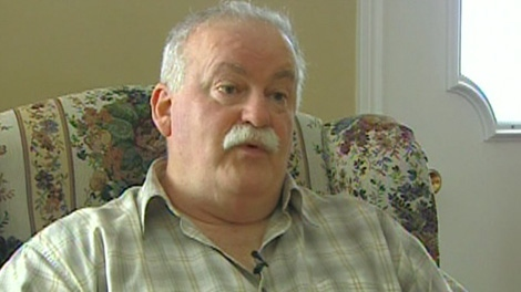 Sheila Nabb's uncle, Robert Prosser, talks to CTV News about his niece's condition after she was found beaten and lying in a pool of blood in a hotel elevator.