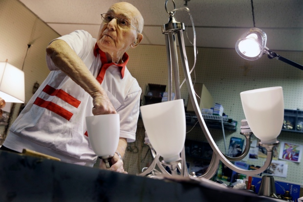 New Jersey man celebrates 101 birthday with work