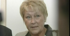 PQ leader Pauline Marois was confident on Monday after possible rival Gilles Duceppe left politics.