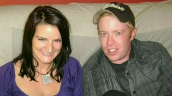 Sheila Nabb, left, was found beaten and lying in a pool of blood in a hotel elevator on Saturday, Jan. 21, 2012 in the Mazatlan tourist area of Mexico.