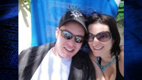 Sheila Nabb, right, was found beaten and lying in a pool of blood in a hotel elevator on Saturday, Jan. 21, 2012 in the Mazatlan tourist area of Mexico.