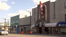 B.C.'s liquor regulations are threatening to run the Rio Theatre in East Vancouver out of business, according to owner Corinne Lea. Jan. 23, 2012. (CTV)