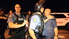 CTV's Tom Walters arrested in Ferguson, Mo.