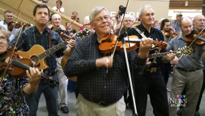CTV Atlantic: Tribute for a trailblazing fiddler