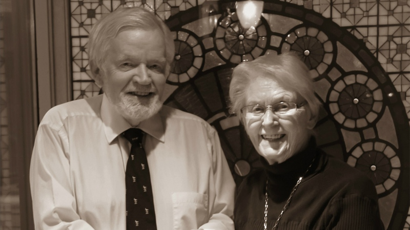 Jonathan and Gillian Bennett spent decades living together in Cambridge, England, Syracuse, U.S. and Vancouver. They retired together in 1996.