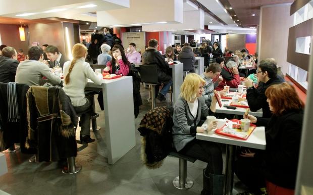 Russia shuts down Moscow McDonald's